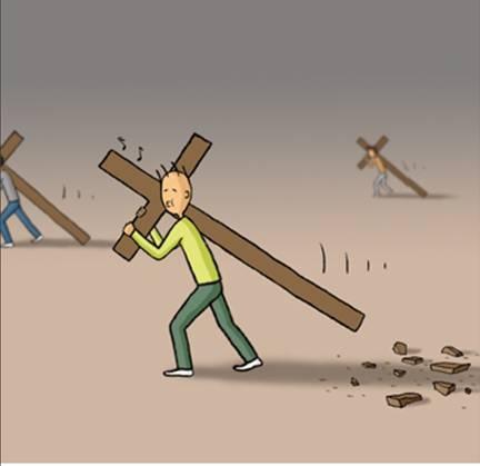 Lleva Tu Cruz Y Sigueme Teologia De La Cruz Reflexion Cristiana