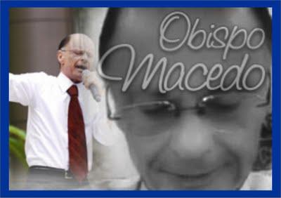 el obispo Edir Macedo