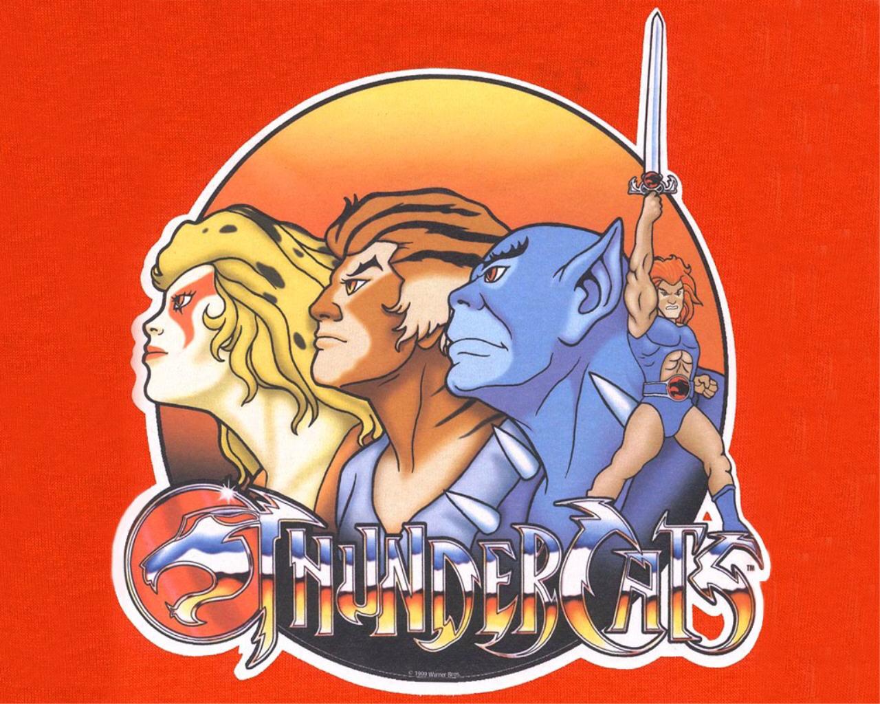 Los Thundercats online